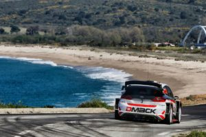 FIA WORLD RALLY CHAMPIONSHIP 2017 - WRC TOUR DE CORSE