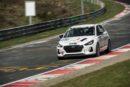 Hyundai i30 N wird im Motorsport auf dem Nürburgring getestet