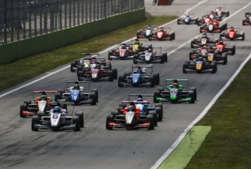 Will Palmer takes the win and lead in the Formula Renault Eurocup