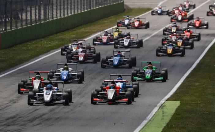 Will Palmer s'impose et prend la tête de la Formule Renault Eurocup, Grégoire Saucy 12ème