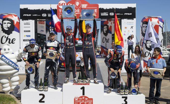 WRC – Tour de Corse : Au tour de Neuville
