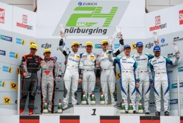 24h Nürburgring – Nico Müller zweite beim 24h-Qualirennen