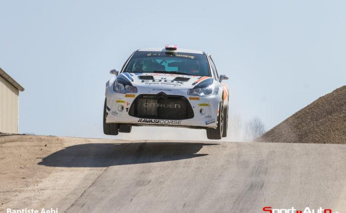 Rallye du Critérium Jurassien 2017 – Les photos Sport-Auto.ch