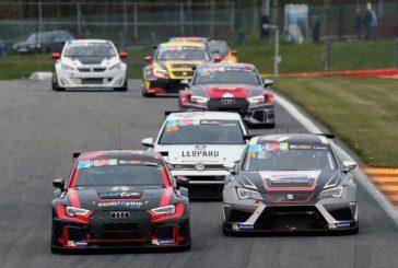 Stefano Comini remporte sa première victoire en Audi RS3 LMS