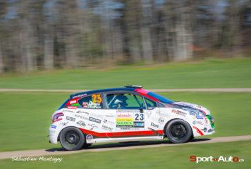 Nicolas Lathion en 208 Rally Cup l'année prochaine !