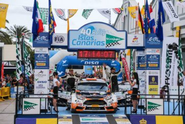 ERC and Rally Islas Canarias extend agreement