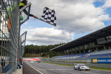 Daniel Allemann et ses coéquipiers du Herbert Motorsport remportent les 12h du Red Bull Ring