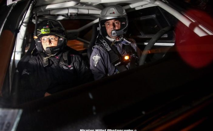 Rallye Moritz Costa Brava : dans le top 10 en bravant la tempête !