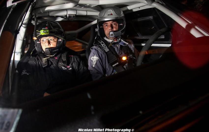 Pierre Lafay - Sandra Arlettaz - Porsche 911