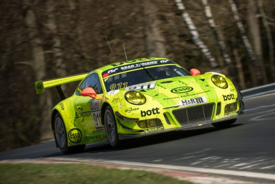 "24h Nürburgring – Nine works drivers and two Young Professionals take on the ""Green Hell"""