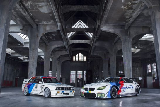 24h Nürburgring – Throw-back to maiden Nordschleife victory: Historic livery for BMW Team Schnitzer BMW M6 GT3