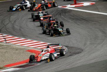 Juri Vips wins ADAC Formula 4 season opener