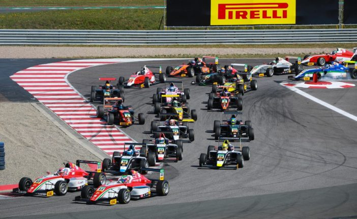Zendeli celebrates debut victory in ADAC Formula 4