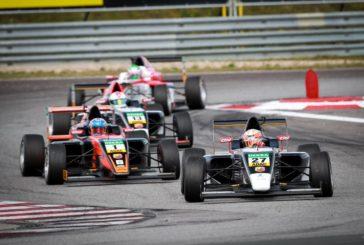 ADAC Formel 4 – Nicklas Nielsen celebrates maiden victory, Fabio Scherer third