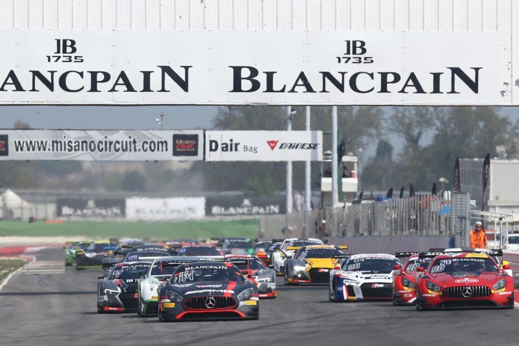 MOTORSPORT : BLANCPAIN GT SERIES - SPRINT CUP - MISANO (ITA) ROUND 1 03/30-04/02/2017