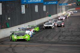 ADAC GT Masters – First win of the season for Lamborghini
