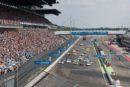 Supersportwagen des ADAC GT Masters begeistern beim Motorsport-Festival Lausitzring
