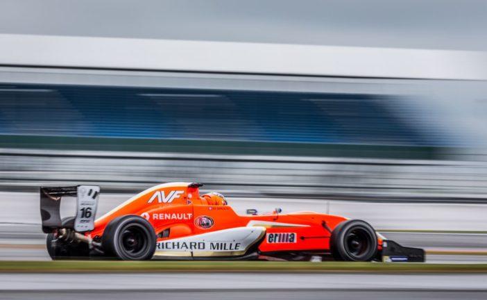 Eurocup Formule Renault – Week-end à oublier pour Grégoire Saucy