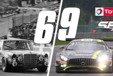 J-69 jours pour la 69ème édition des Total 24 Hours of Spa !
