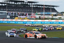 DTM –  Audi scores one-two victory at motorsport festival
