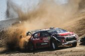 WRC – Craig Breen holds onto top 5 spot