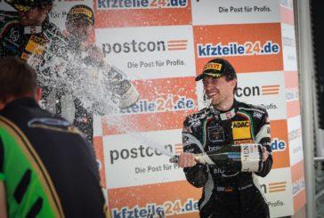 ADAC GT Masters – Rolf Ineichen sur le podium du Lausitzring