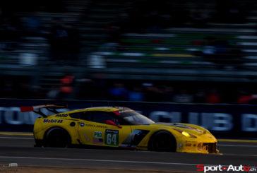 FIA WEC – Marcel Fässler au Mans avec Corvette Racing