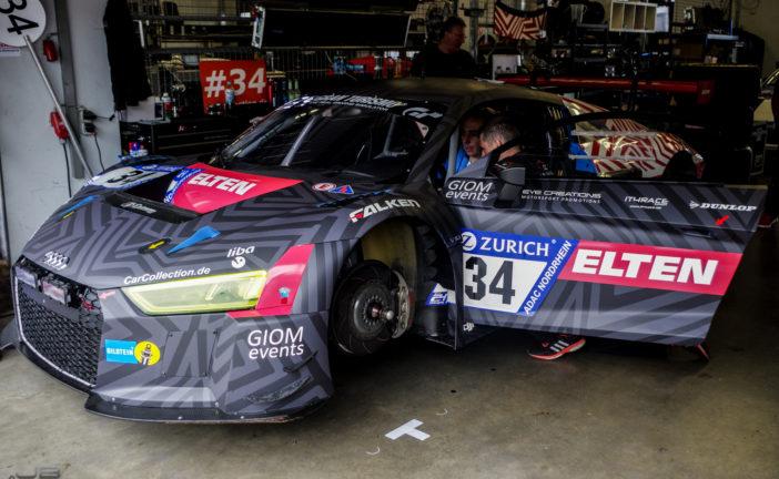 24h Nürburgring – Ronnie Saurenmann: «La première chose c'est de prendre du plaisir»