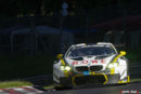 ROWE Racing holt mit dem BMW M6 GT3 auf dem Nürburgring den zweiten Platz
