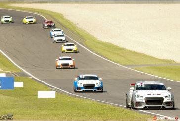 Audi Sport TT Cup – Philipp Ellis s'impose en ouverture des 24h du Nürburgring