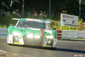24h Nürburgring – Audi domine la première partie de course