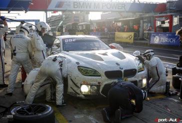 24h Nürburgring – Audi toujours en tête au petit matin, BMW maintient la pression