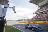 GP3 – Victoire pour le Jenzer Motorsport à Barcelone