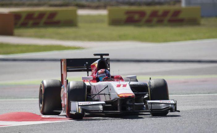 Fia Formule 2 – Le week-end Barcelonais de Ralph Boschung