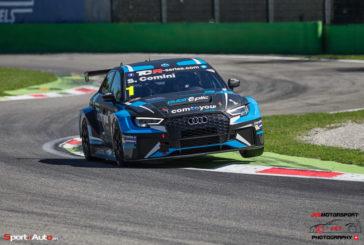 TCR – Stefano Comini sauve 4 points à Monza