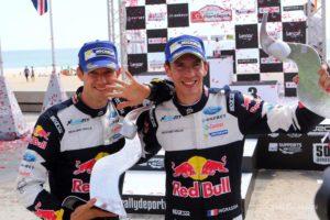 Ogier Ingrassia Rally Portugal 2017