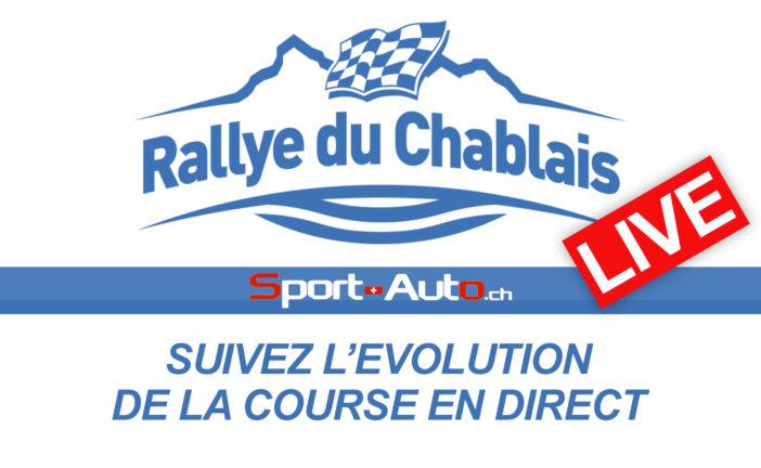 Vivez le Rallye du Chablais sur le LIVE de Sport-Auto.ch !