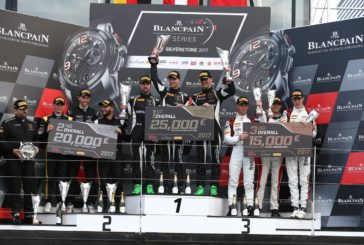 Blancpain GT Series – GRT Racing Team remporte sa troisième victoire, Edoardo Mortara sur le podium