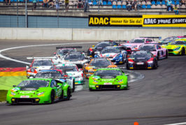 Victory, Pole Position and two Podiums for GRT Grasser Racing Team at Lausitzring