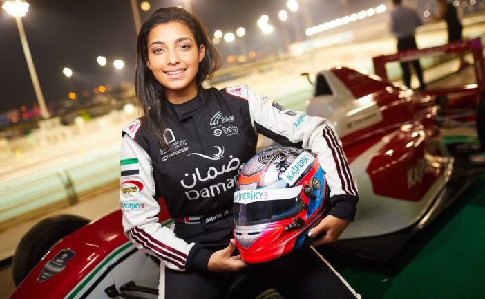 Amna Al Qubaisi moves up to Formula Racing in Europe