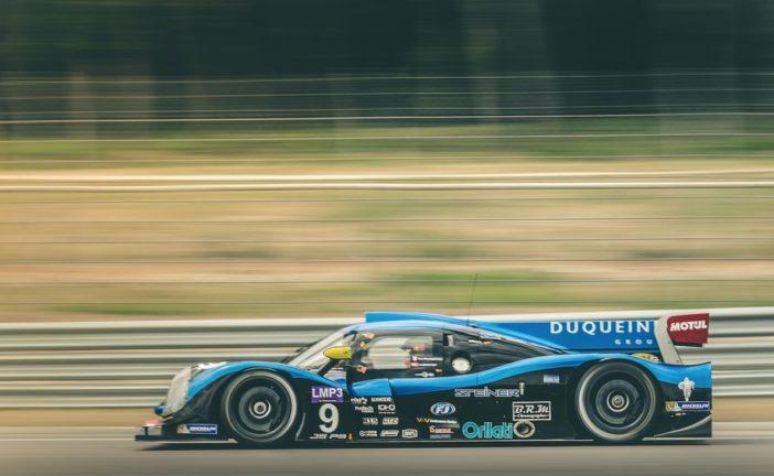 VdeV – Lucas Legeret et le Duqueine Engineering s'imposent à Dijon