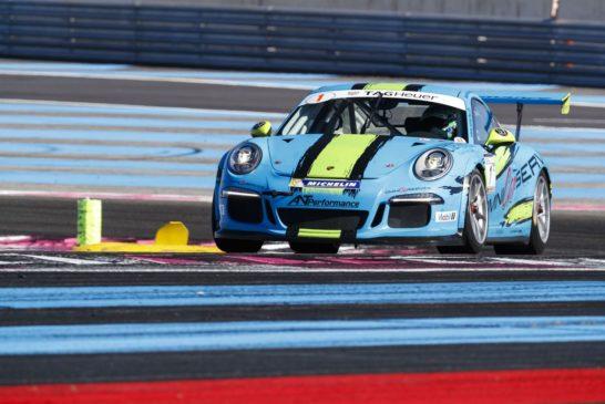 Double victoire de Jean-Paul von Burg au Porsche GT3 Cup Challenge