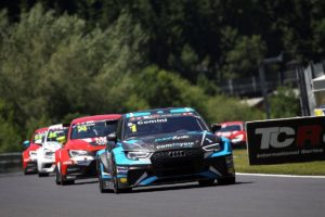 TCR International Series Salzburgring, Austria 9 - 11 June 2017