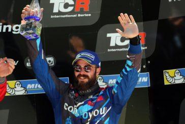 TCR Salzburgring – Avec deux podiums, Stefano Comini prend la tête du championnat