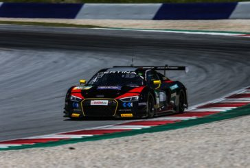 Patric Niederhauser narrowly misses out on points at Red Bull Ring