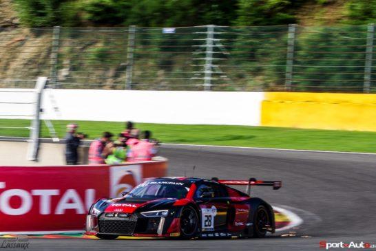 Audi Sport Nürburgring-winners go again at Spa