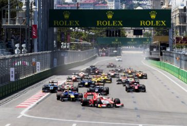 FIA Formule 2 – Charles Leclerc domine Baku malgré le deuil – meeting difficile pour Louis Delétraz