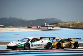 Kaspersky Motorsport drivers share their inspiration in the 'Sound of Safety' video