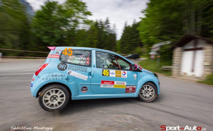 Championnat Suisse Rallye Junior : le Valli Cuneesi remplace le Gothard