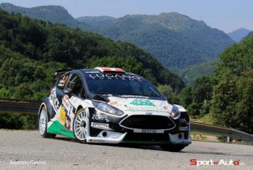Rallye Ronde del Ticino : Ivan Ballinari patron sur ses terres